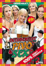 Octoberfest, pivo a sex - DVD