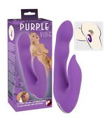 Vibrator PURPLE VIBE You2toys